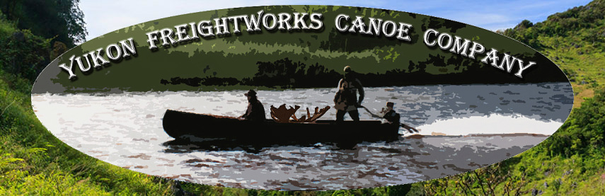 The FIRST in shallow water Freighter Canoes, Yukon Freightworks Canoe Company builds epoxy resin, UHMW armored canoes ready for any subsistence or work ...